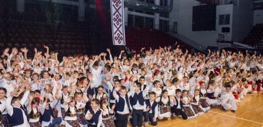 Godišnji koncert dječijih sekcija 2016